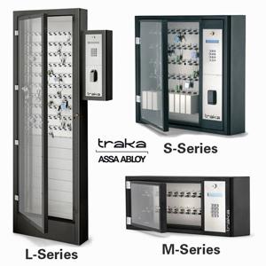 Abloy: электронные ключницы Traka